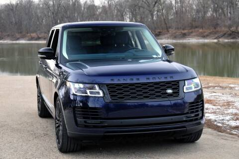 2019 Land Rover Range Rover for sale at Auto House Superstore in Terre Haute IN