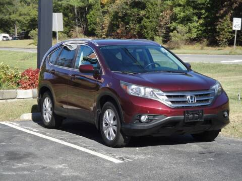 2012 Honda CR-V for sale at Auto Viona LLC in Durham NC