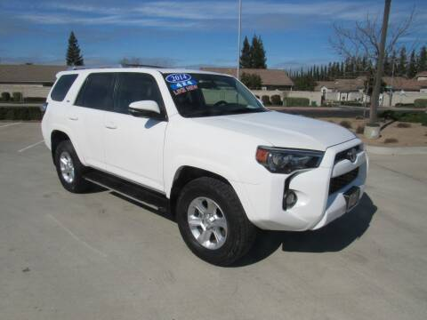 2014 Toyota 4Runner for sale at Repeat Auto Sales Inc. in Manteca CA