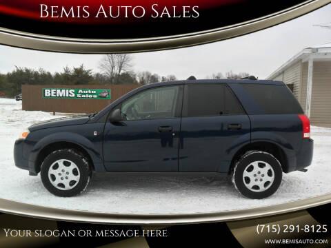 2007 Saturn Vue for sale at Bemis Auto Sales in Crivitz WI