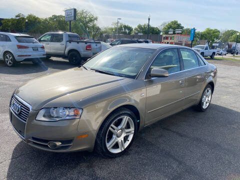 2007 Audi A4 for sale at BWK of Columbia in Columbia SC