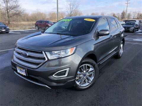 2018 Ford Edge for sale at White's Honda Toyota of Lima in Lima OH