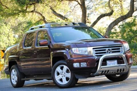 2013 Honda Ridgeline for sale at VSTAR in Walnut Creek CA
