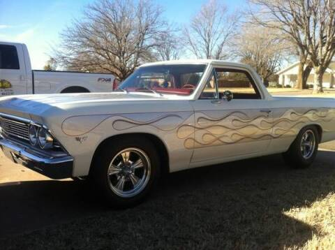 1966 Chevrolet El Camino for sale at Haggle Me Classics in Hobart IN