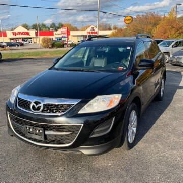 2010 Mazda CX-9 for sale at MBM Auto Sales and Service in East Sandwich MA