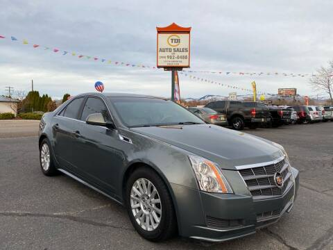 2011 Cadillac CTS for sale at TDI AUTO SALES in Boise ID