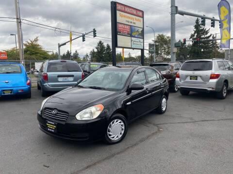 2007 Hyundai Accent for sale at Tacoma Autos LLC in Tacoma WA