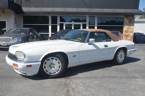 1996 Jaguar XJ-Series for sale at Amyn Motors Inc. in Tucker GA