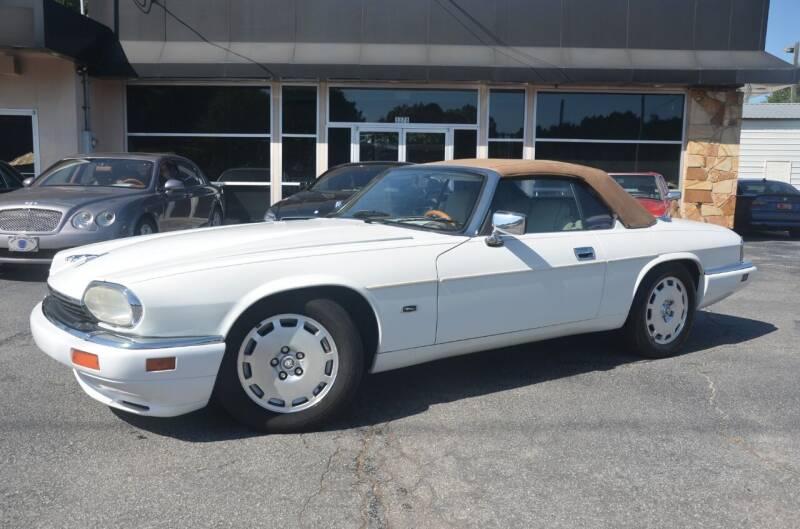 1996 Jaguar XJ-Series for sale at Amyn Motors Inc. in Tucker GA