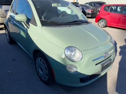 2013 FIAT 500 for sale at Auto Solutions in Warr Acres OK