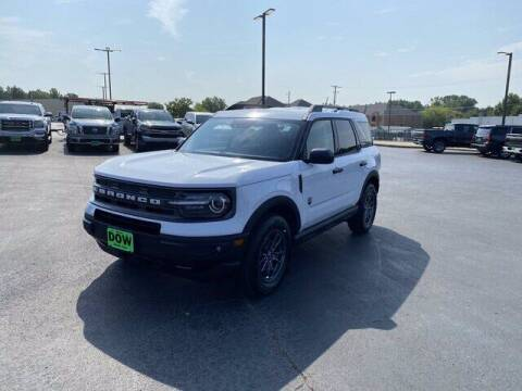 2021 Ford Bronco Sport for sale at DOW AUTOPLEX in Mineola TX
