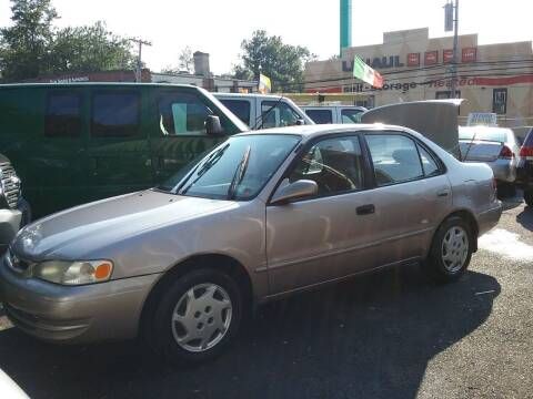 1999 Toyota Corolla for sale at Drive Deleon in Yonkers NY
