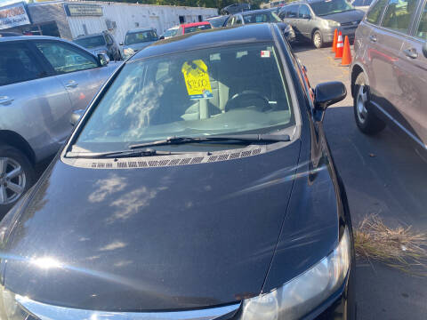 2011 Honda Civic for sale at Whiting Motors in Plainville CT