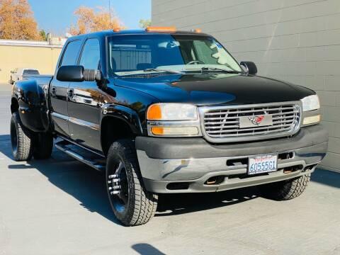 2002 GMC Sierra 3500 for sale at Auto Zoom 916 in Rancho Cordova CA