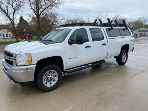 2011 Chevrolet Silverado 3500HD for sale at EUROPEAN AUTOHAUS in Holland MI