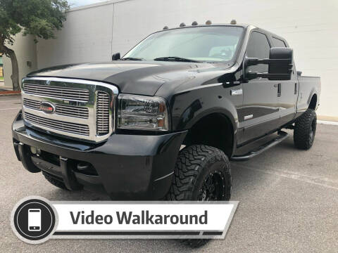 2005 Ford F-350 Super Duty for sale at GREENWISE MOTORS in Melbourne FL