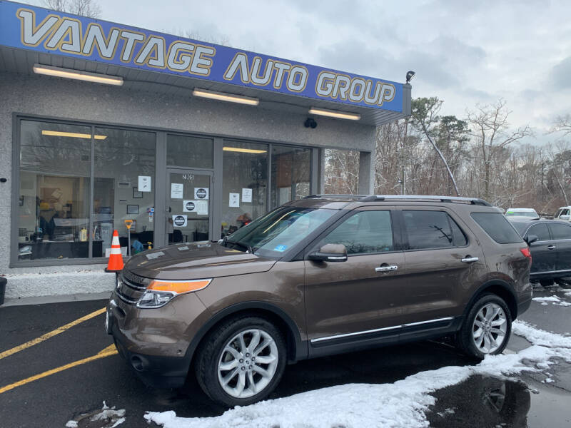 2015 Ford Explorer for sale at Vantage Auto Group in Brick NJ