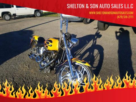 2000 Harley   Davison Harley davidson for sale at Shelton & Son Auto Sales L.L.C in Dover AR
