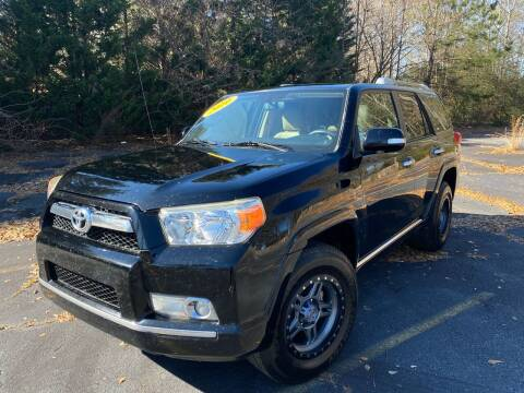 2010 Toyota 4Runner for sale at Peach Auto Sales in Smyrna GA
