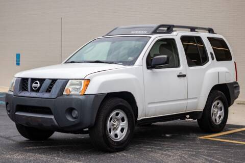 2008 Nissan Xterra for sale at Carland Auto Sales INC. in Portsmouth VA