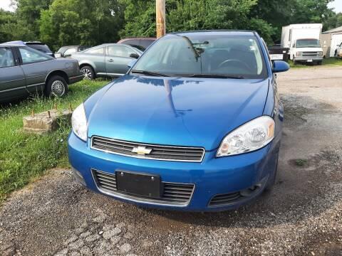2010 Chevrolet Impala for sale at John - Glenn Auto Sales INC in Plain City OH