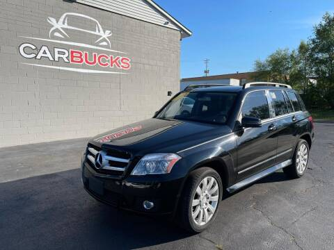 2010 Mercedes-Benz GLK for sale at Carbucks in Hamilton OH