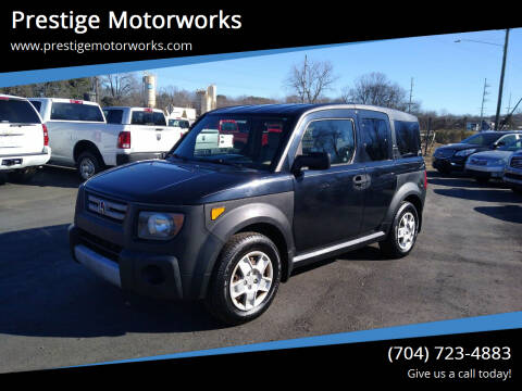 2008 Honda Element for sale at Prestige Motorworks in Concord NC
