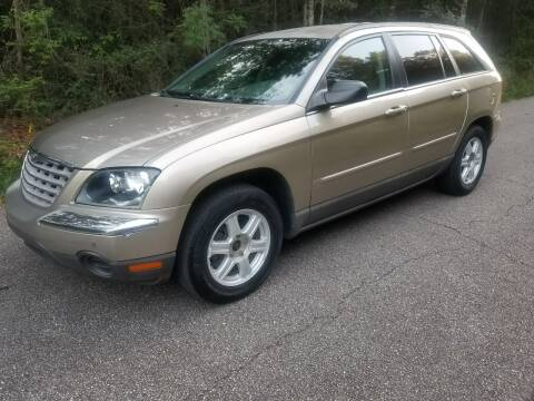 2004 Chrysler Pacifica for sale at J & J Auto Brokers in Slidell LA
