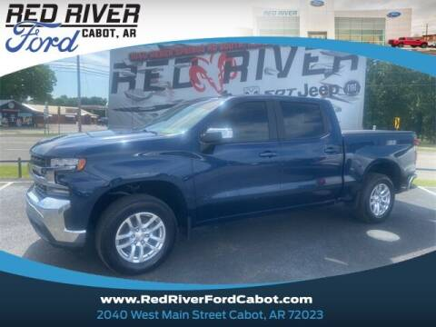 2020 Chevrolet Silverado 1500 for sale at RED RIVER DODGE - Red River of Cabot in Cabot, AR