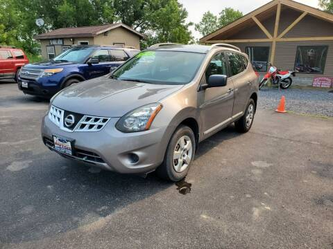 2015 Nissan Rogue Select for sale at Excellent Autos in Amsterdam NY