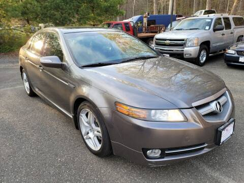 2008 Acura TL for sale at Ramsey Corp. in West Milford NJ