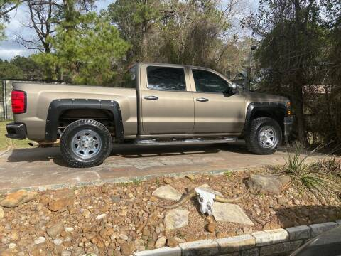 2015 Chevrolet Silverado 1500 for sale at Texas Truck Sales in Dickinson TX