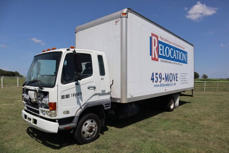2006 Mitsubishi Fuso FK61F for sale at Liberty Truck Sales in Mounds OK