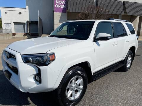 2020 Toyota 4Runner for sale at HI CLASS AUTO SALES in Staten Island NY