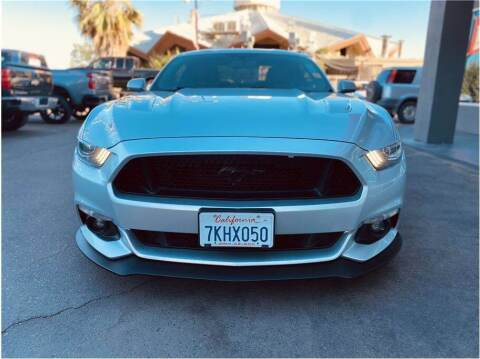 2015 Ford Mustang for sale at Carros Usados Fresno in Fresno CA