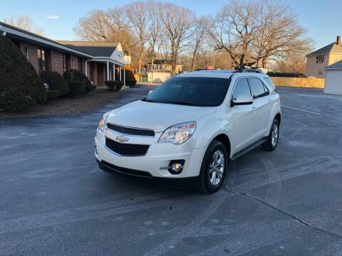2015 Chevrolet Equinox for sale at Best Buy Automotive in Attleboro MA
