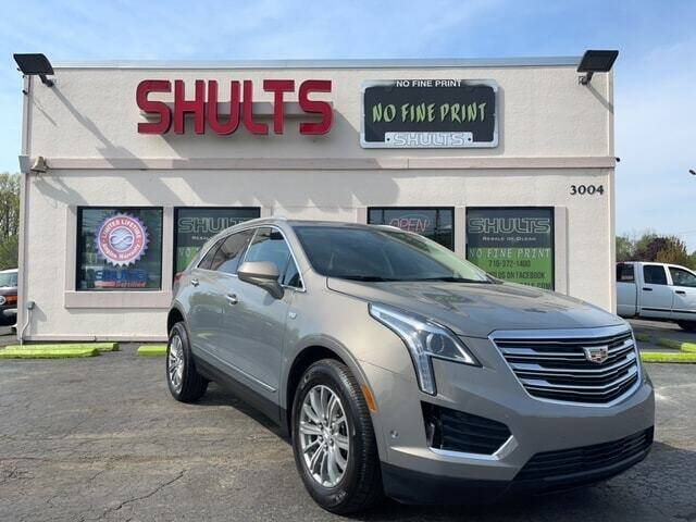 2017 Cadillac XT5 for sale in Olean, NY