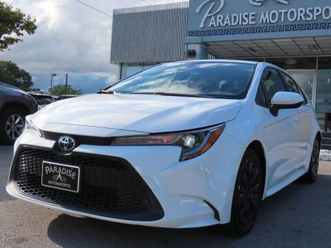 2021 Toyota Corolla for sale at Paradise Motor Sports LLC in Lexington KY