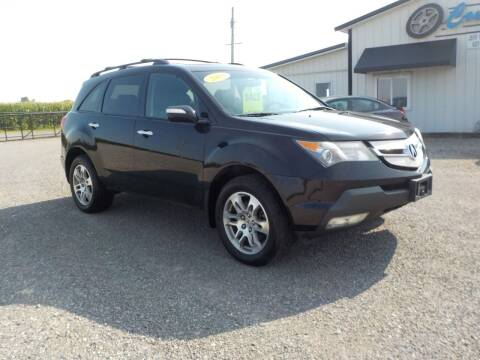2009 Acura MDX for sale at Country Auto in Huntsville OH