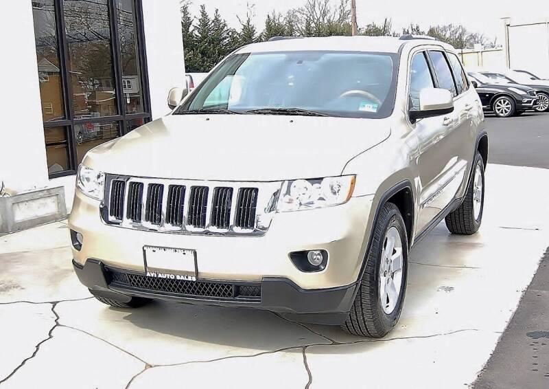 2011 Jeep Grand Cherokee for sale at Avi Auto Sales Inc in Magnolia NJ