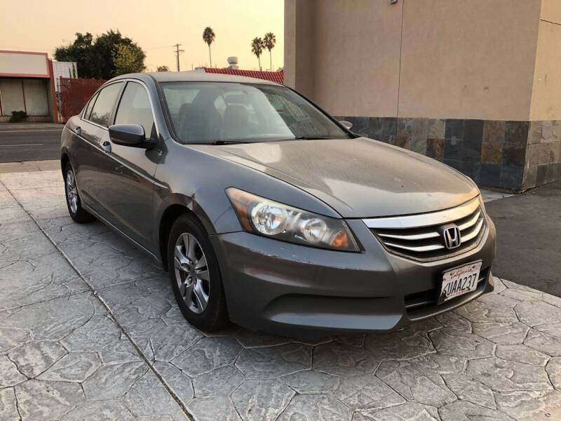 2012 Honda Accord for sale at Exceptional Motors in Sacramento CA