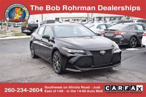2020 Toyota Avalon for sale at BOB ROHRMAN FORT WAYNE TOYOTA in Fort Wayne IN
