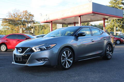2016 Nissan Maxima for sale at Deals N Wheels 306 in Burlington NJ