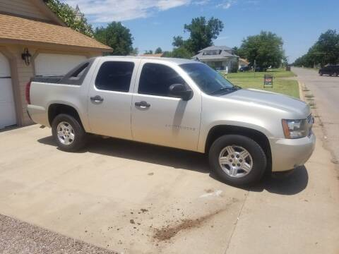 2007 Chevrolet Avalanche for sale at Eastern Motors in Altus OK