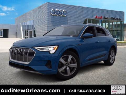 2019 Audi e-tron for sale at Metairie Preowned Superstore in Metairie LA