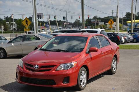 2011 Toyota Corolla for sale at Motor Car Concepts II - Kirkman Location in Orlando FL