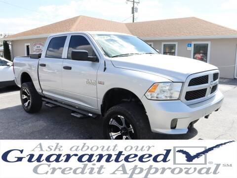 2014 RAM Ram Pickup 1500 for sale at Universal Auto Sales in Plant City FL