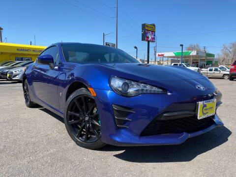 2017 Toyota 86 for sale at New Wave Auto Brokers & Sales in Denver CO