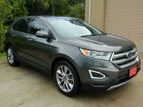 2015 Ford Edge for sale at Jeff's Auto Sales & Service in Port Charlotte FL