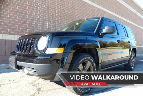 2016 Jeep Patriot for sale at Macomb Automotive Group in New Haven MI